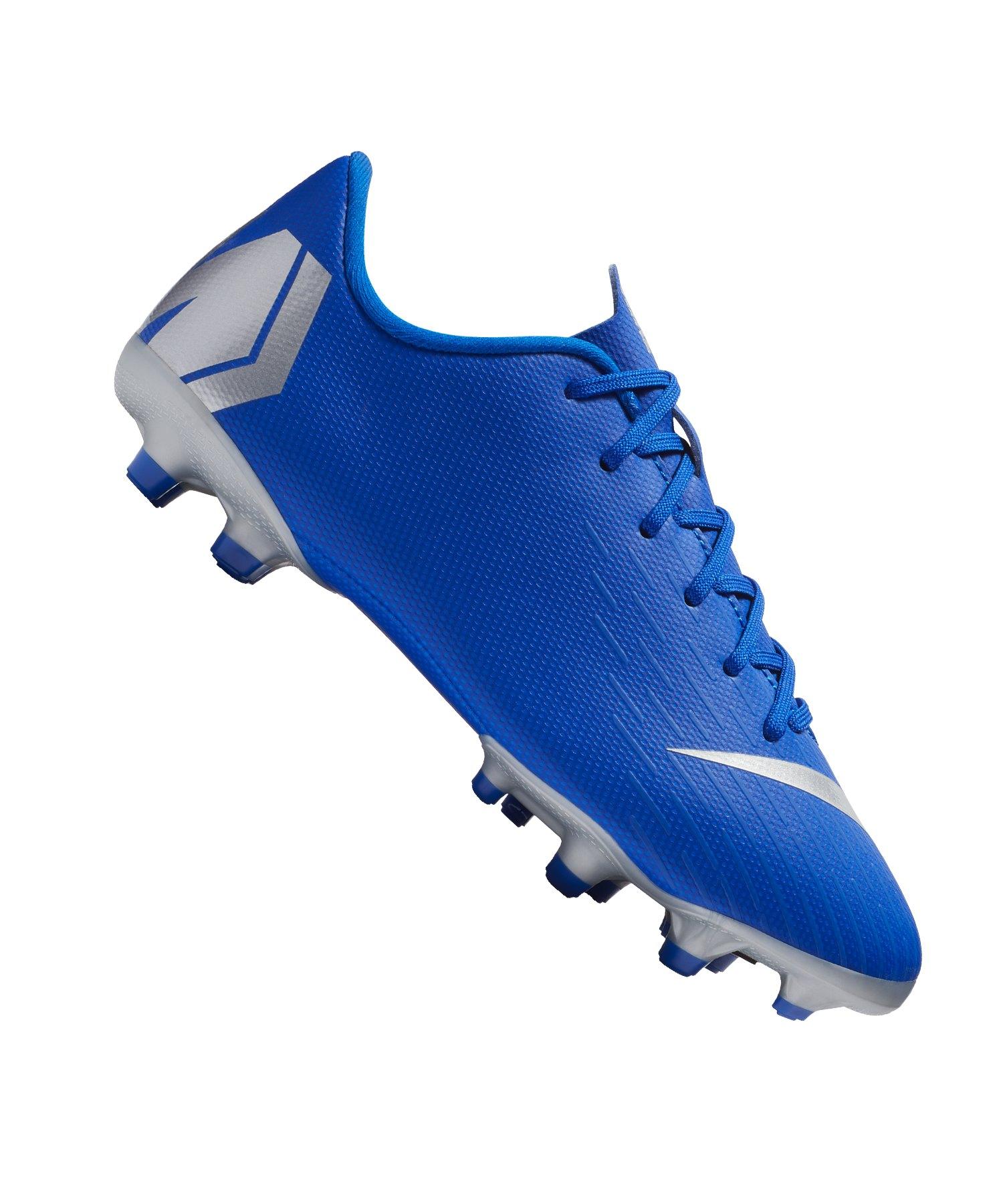 Nike Mercurial Vapor XII Academy MG GS Kids F400 - blau