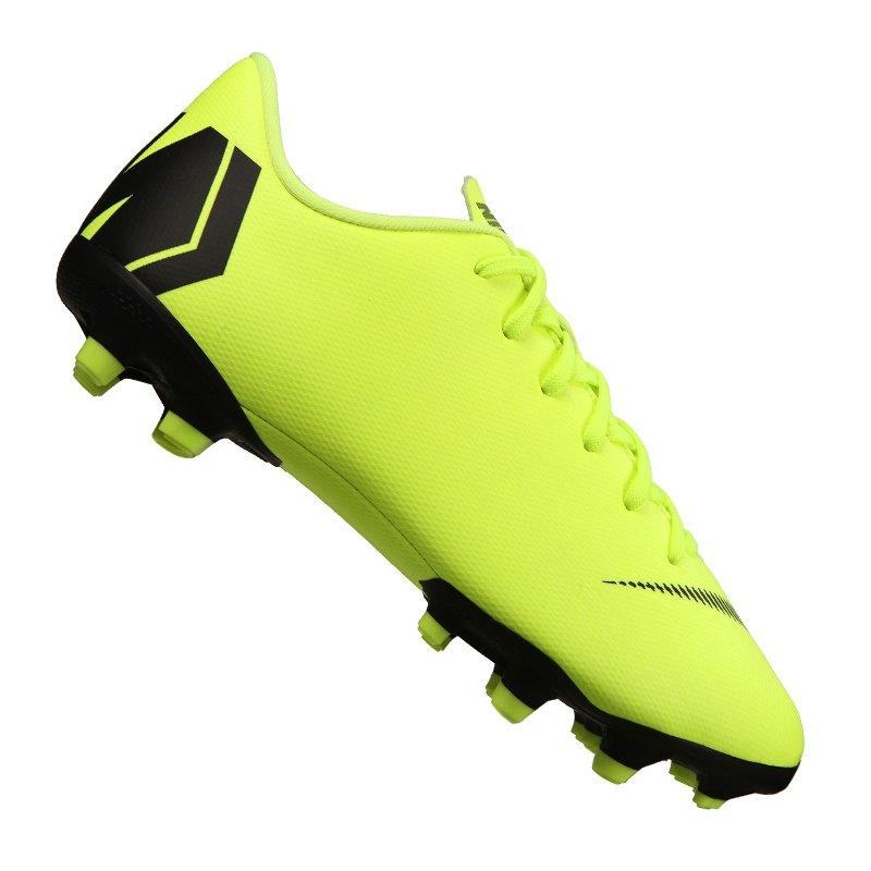 Nike Mercurial Vapor XII Academy MG GS Kids F701 - gelb