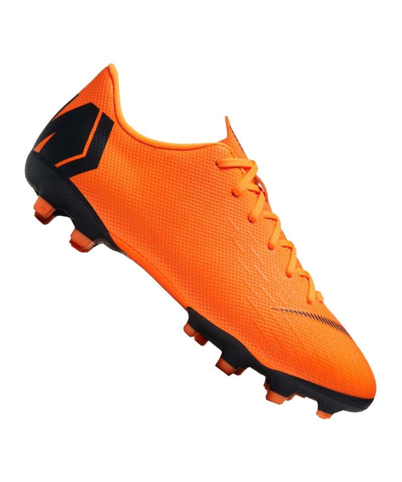 Nike Mercurial Vapor XII Academy MG Kids F810 - orange