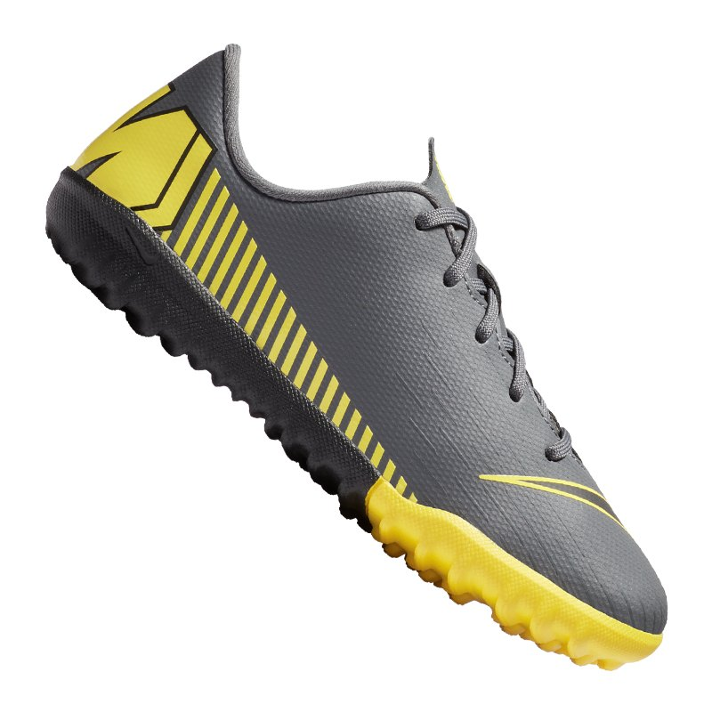 Nike Mercurial VaporX XII Academy TF PS Kids F070 - grau