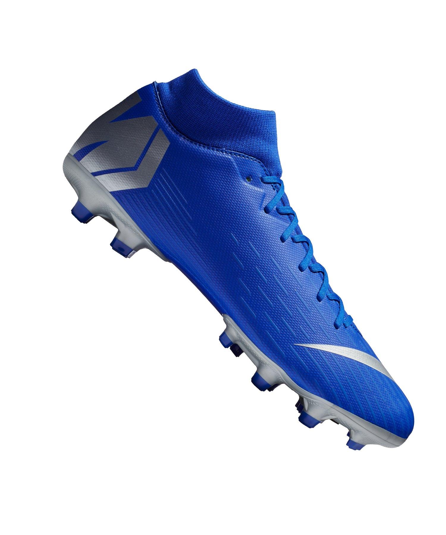 Nike Mercurial Superfly VI Academy MG Blau F400 - blau