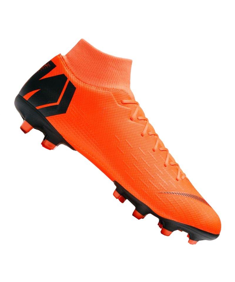 Nike Mercurial Superfly VI Academy MG Orange F810 - orange