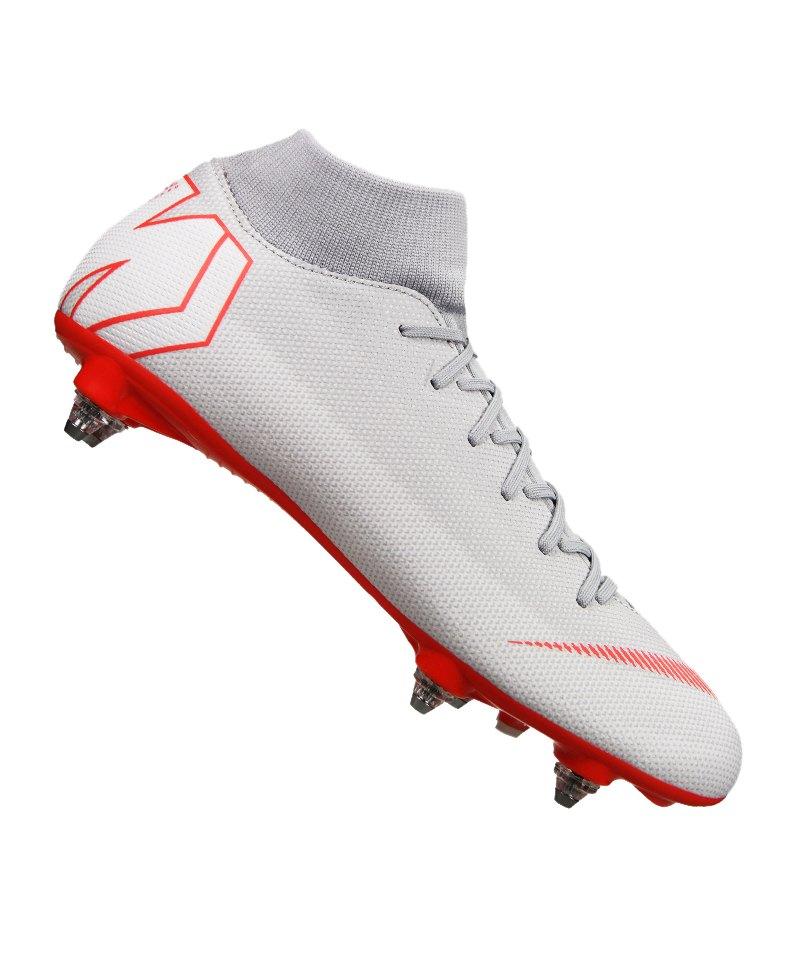 Nike Mercurial Superfly VI Academy SG-Pro F060 - grau