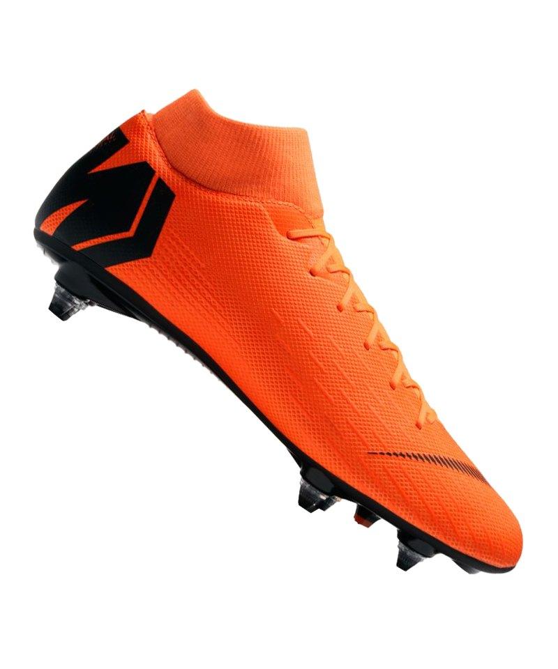 Nike Mercurial Superfly VI Academy SG-Pro F810 - orange