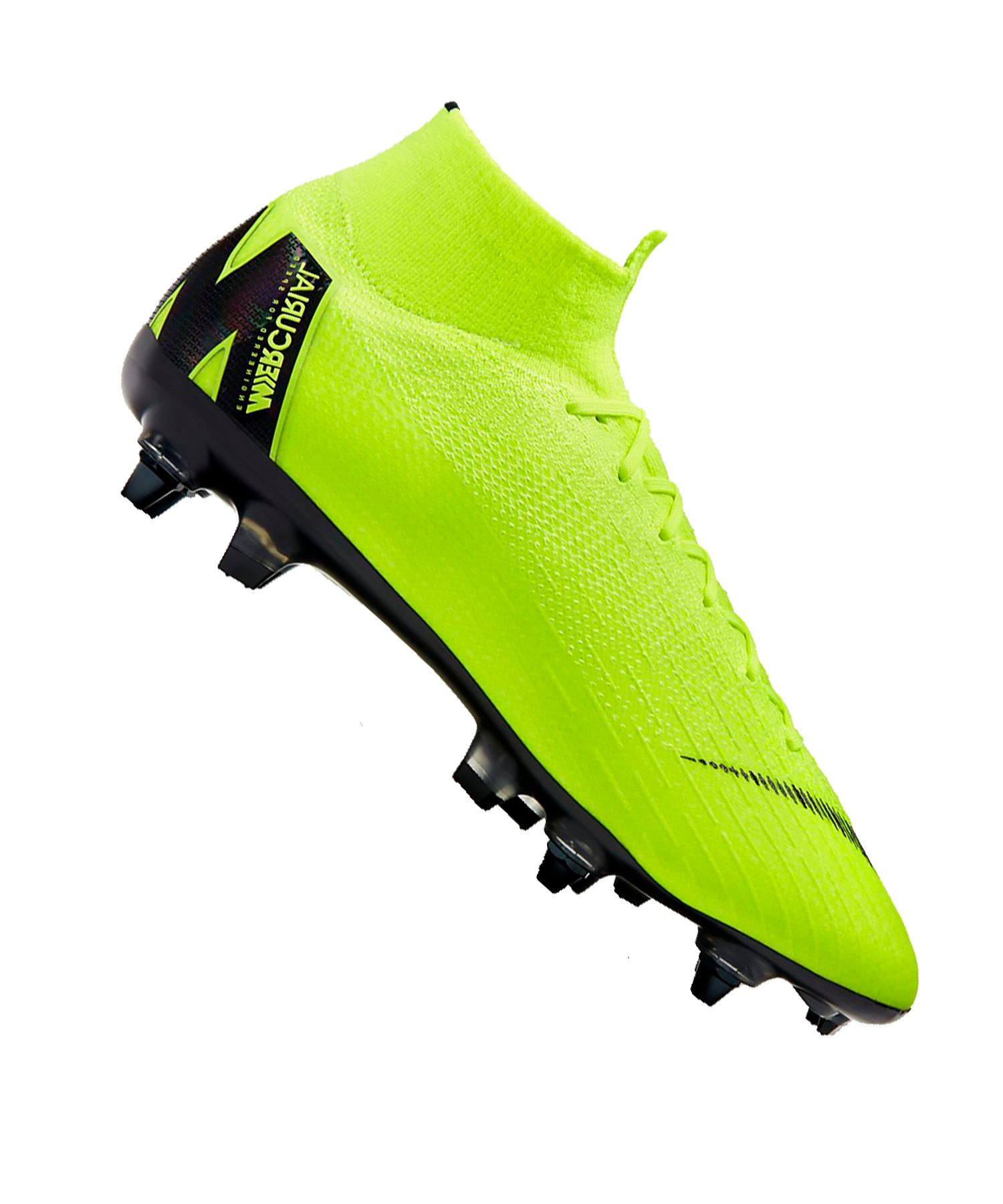Nike Mercurial Superfly VI Elite SG-Pro AC F701 - gelb