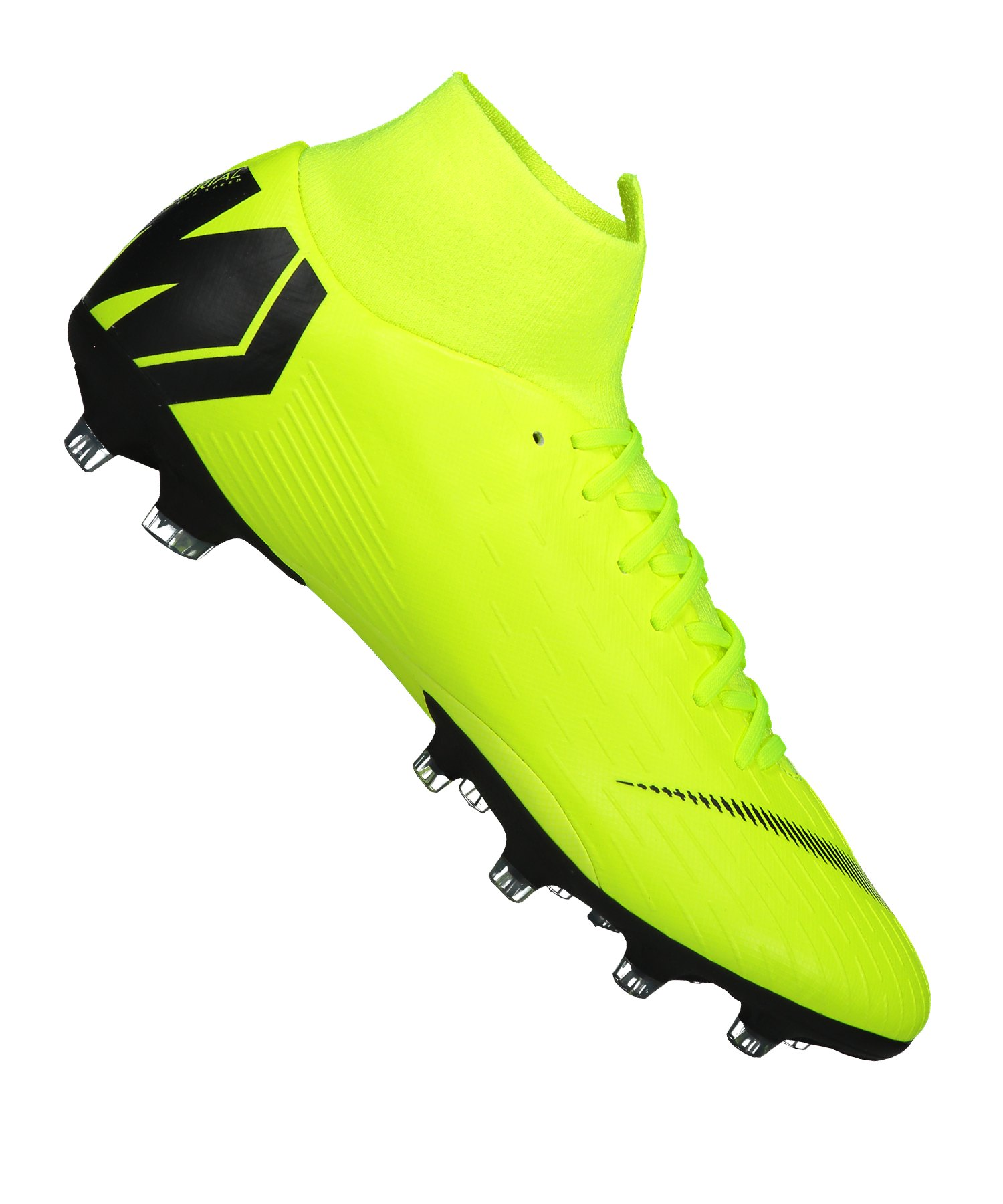Nike Mercurial Superfly VI Pro AG-Pro Gelb F701 - gelb