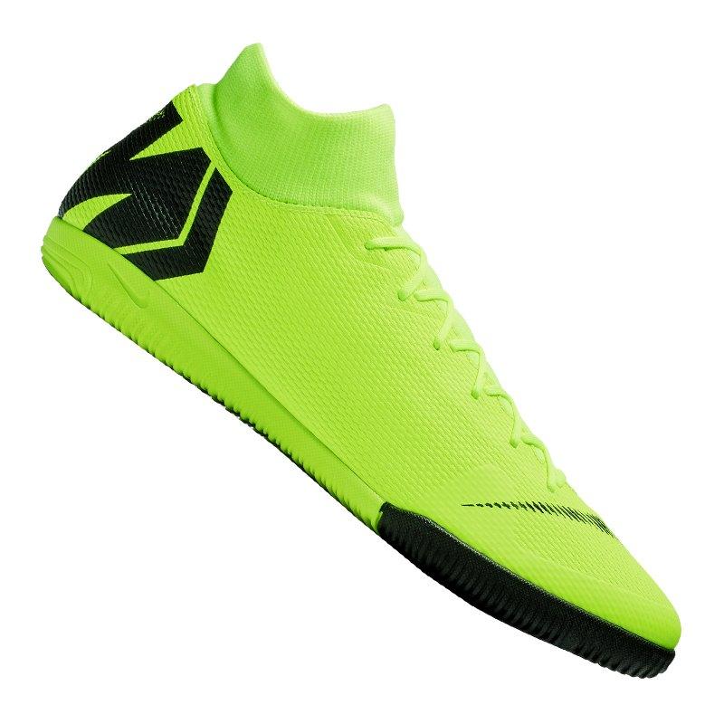 Nike Mercurial SuperflyX VI Academy IC F701 - gelb