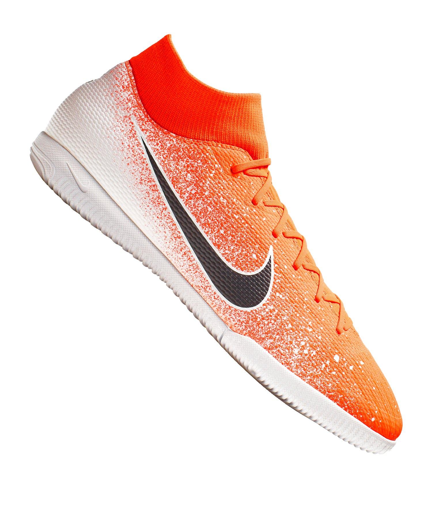 Nike Mercurial SuperflyX VI Academy IC F801 - Orange