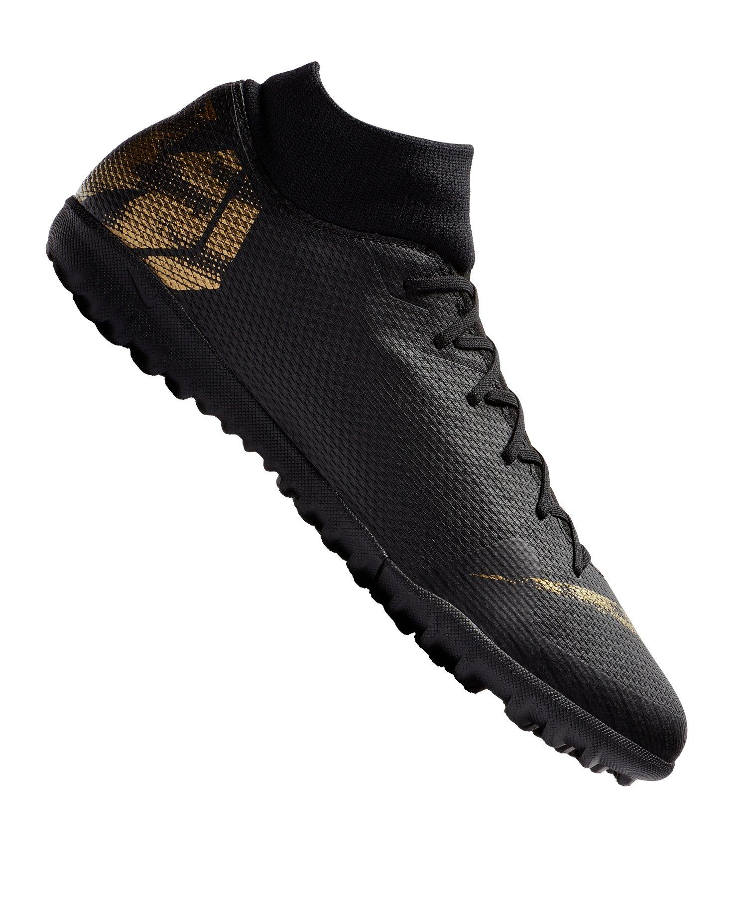 Nike Mercurial SuperflyX VI Academy TF F077 - schwarz