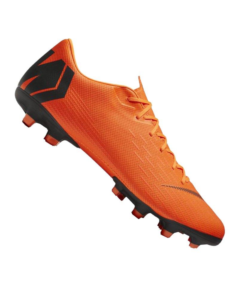 Nike Mercurial Vapor XII Academy MG Orange F810 - orange