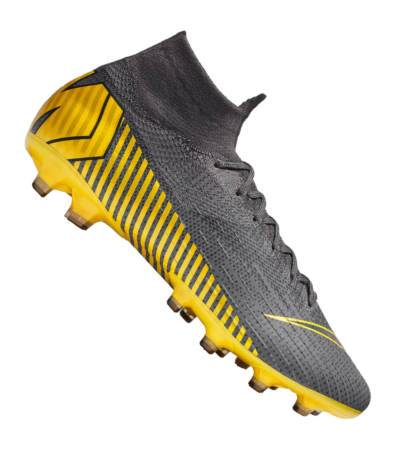 Nike Mercurial Superfly VI Elite AG-Pro F070 - grau