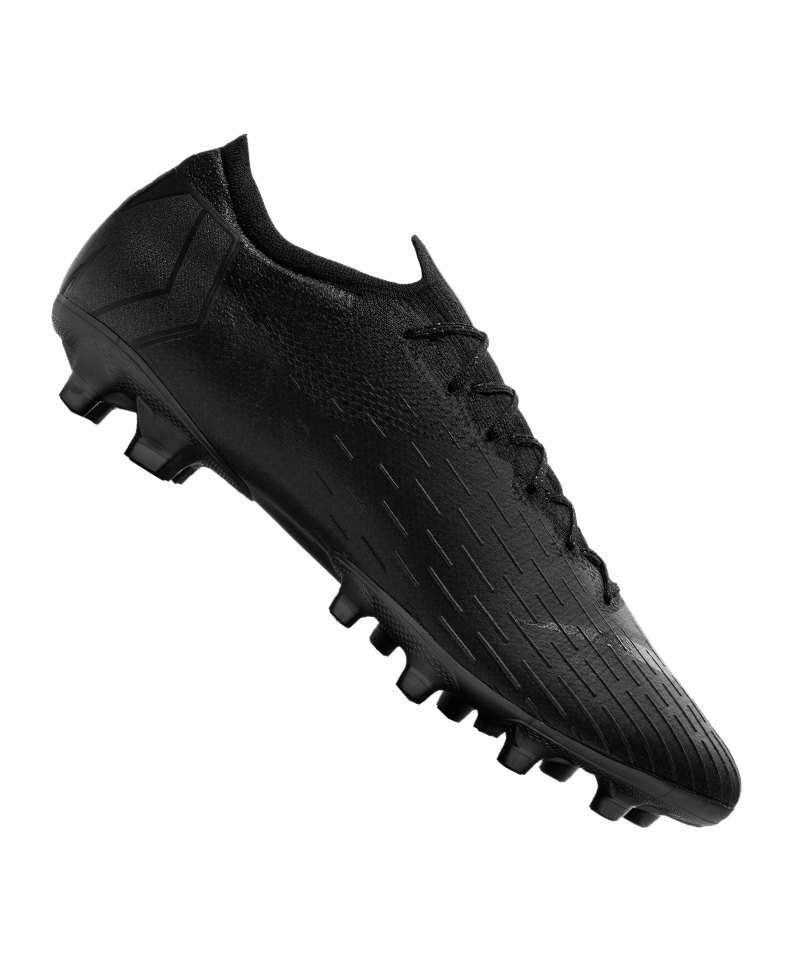 Nike Mercurial Vapor XII Elite AG-Pro Schwarz F001 - schwarz
