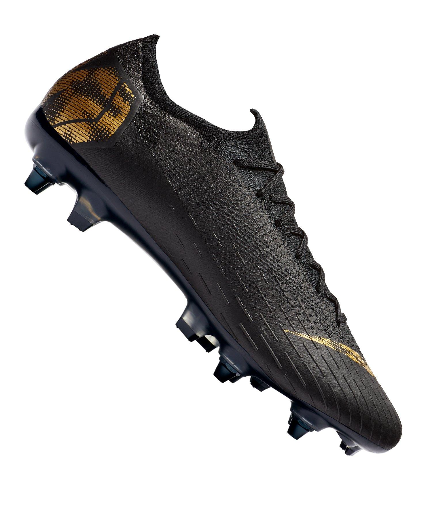 Nike Mercurial Vapor XII Elite SG-Pro AC F077 - schwarz