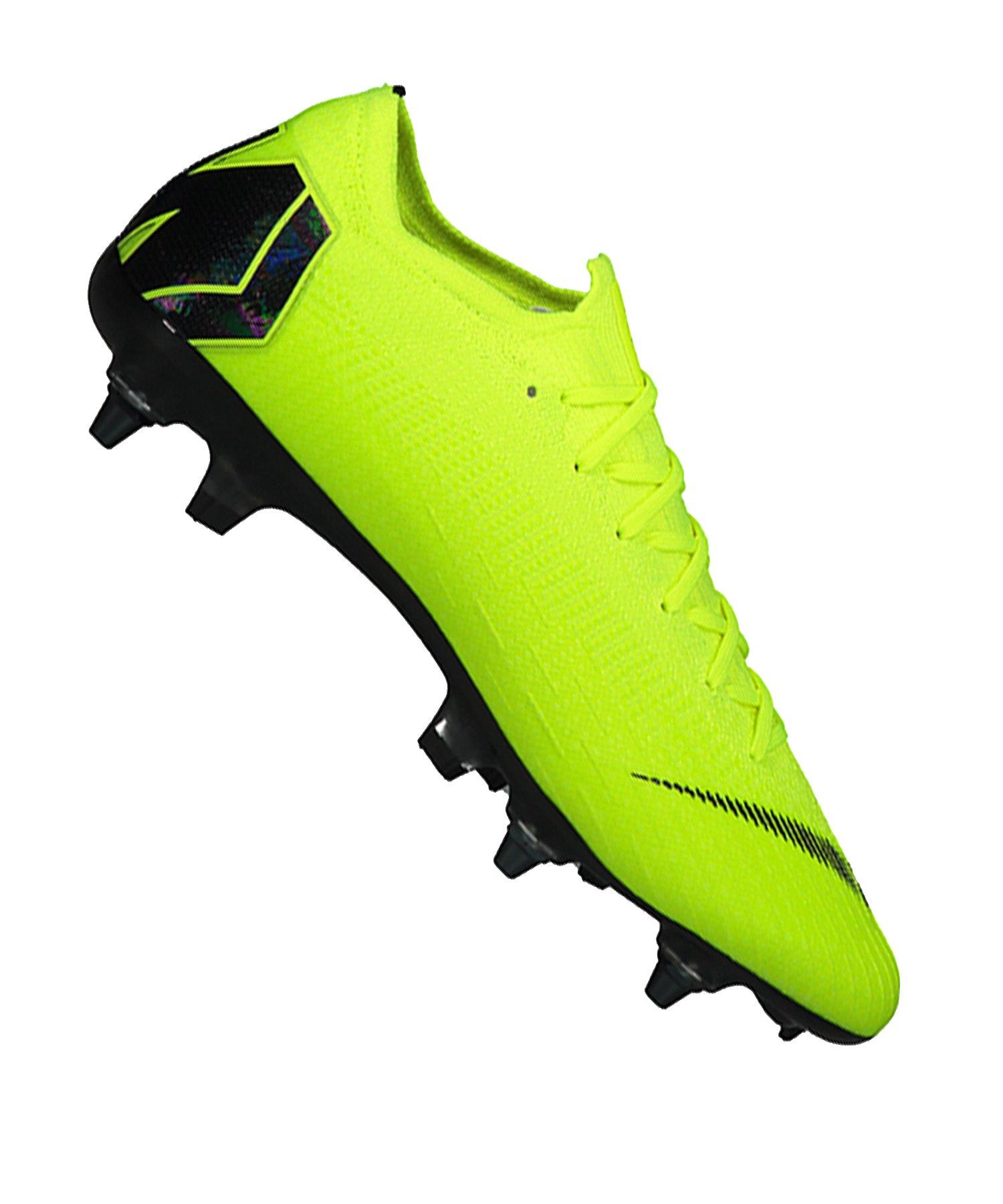 Nike Mercurial Vapor XII Elite SG-Pro AC F701 - gelb