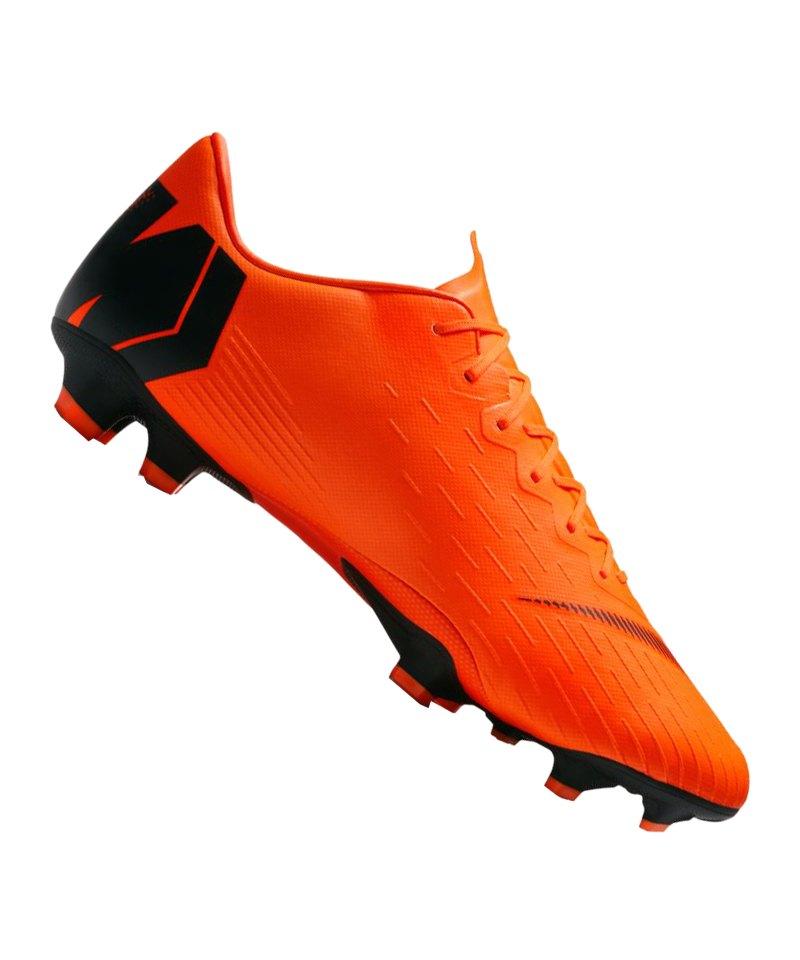Nike Mercurial Vapor XII Pro FG Orange F810 - orange