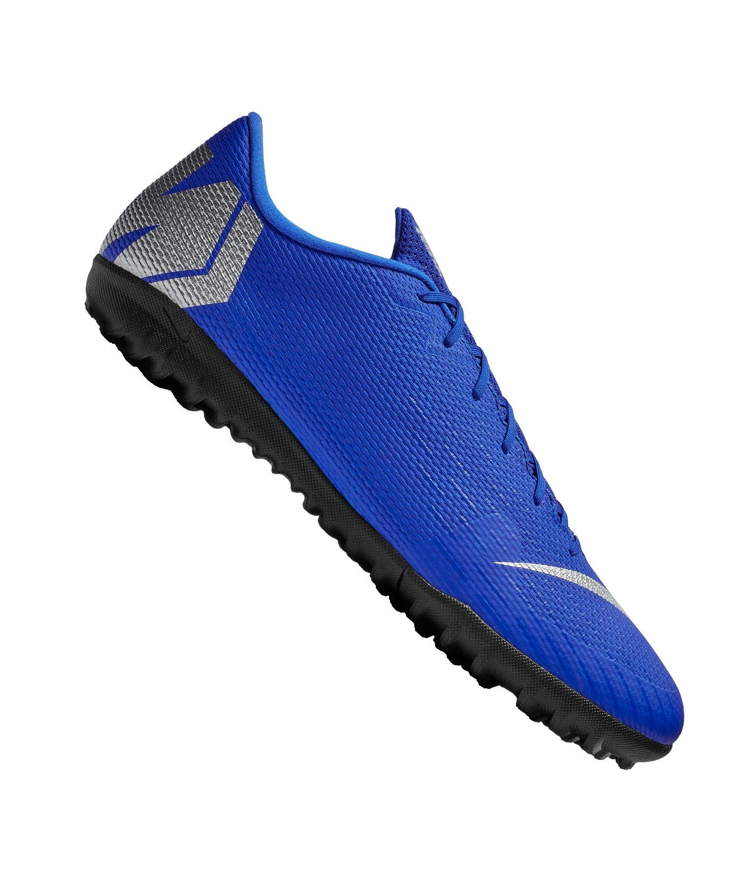 Nike Mercurial VaporX XII Academy TF Blau F400 - blau