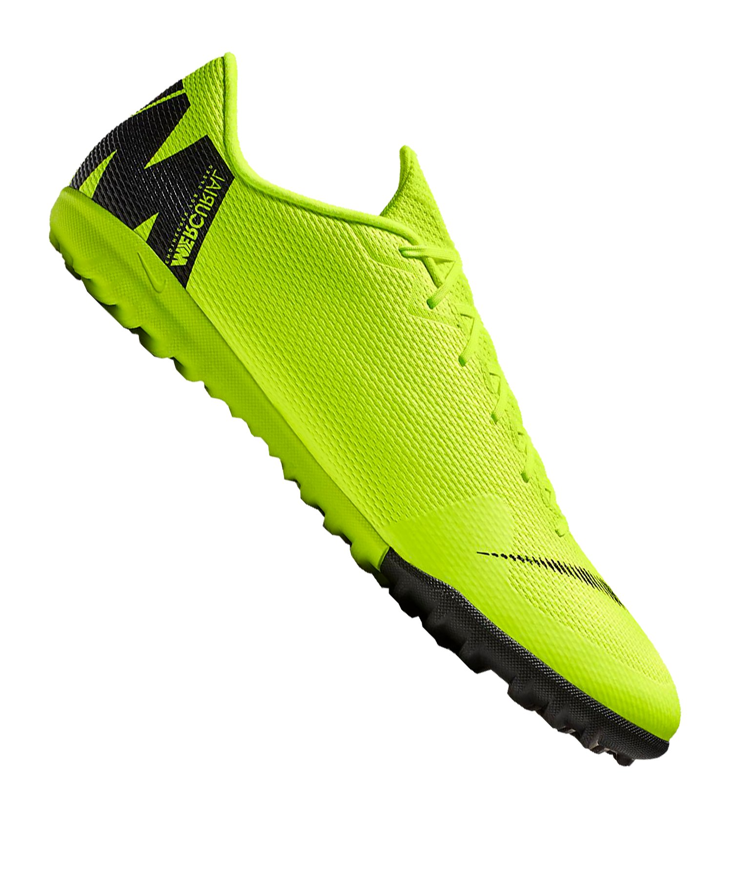 Nike Mercurial VaporX XII Academy TF Gelb F701 - gelb