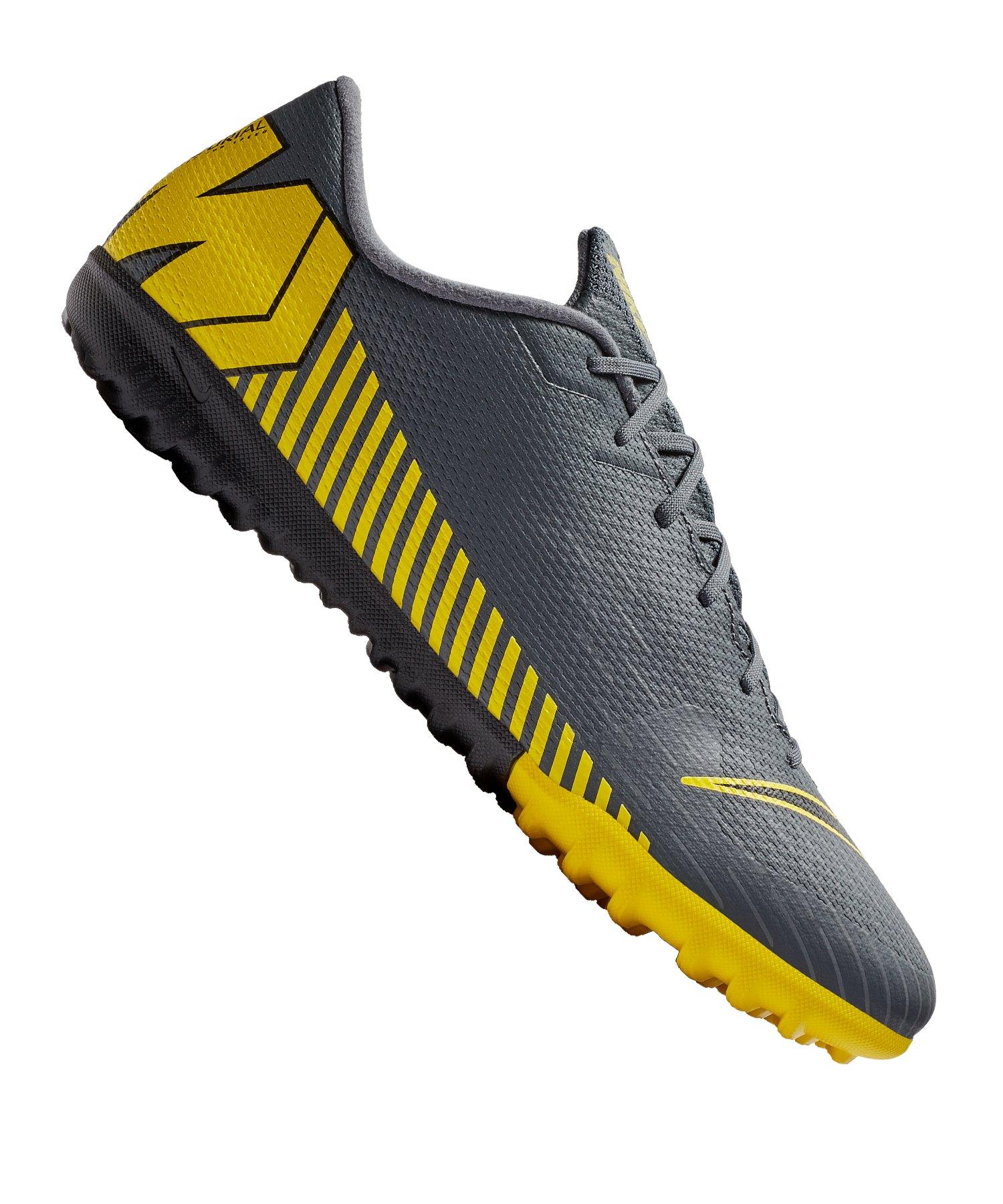 super cheap factory authentic classic Nike Mercurial VaporX XII Academy TF Grau F070
