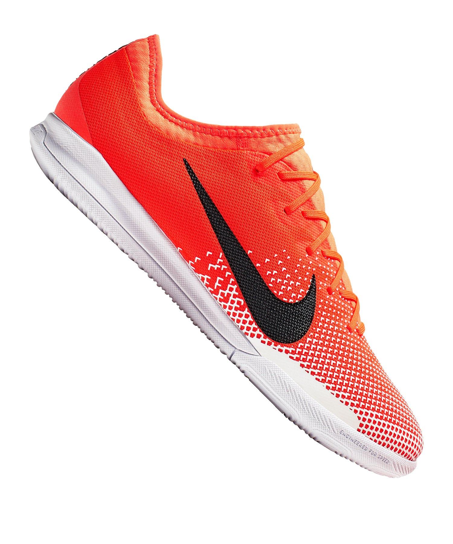 Nike Mercurial VaporX XII Pro IC Orange F801 - Orange