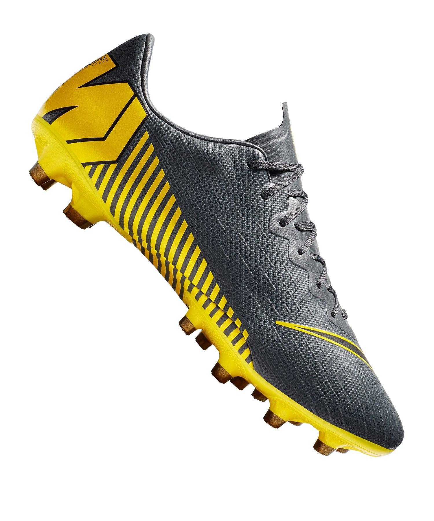 Nike Mercurial Vapor XII Pro AG-Pro Grau F070 - grau