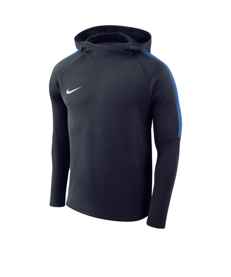 Nike Academy 18 Kapuzensweatshirt Blau F451 - blau