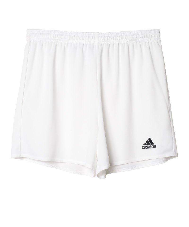 adidas Parma 16 Short Damen Weiss - weiss