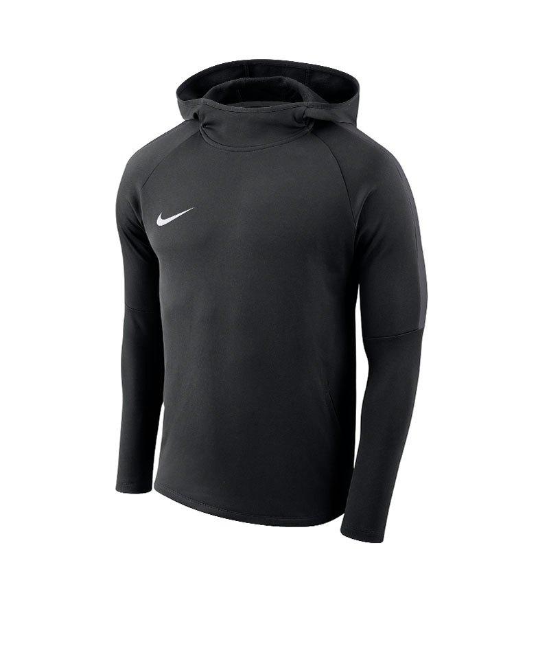 Nike Academy 18 Kapuzensweatshirt Kids F010 - schwarz