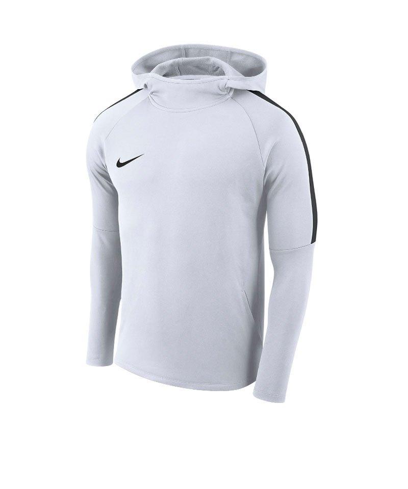 Nike Academy 18 Kapuzensweatshirt Kids F100 - weiss