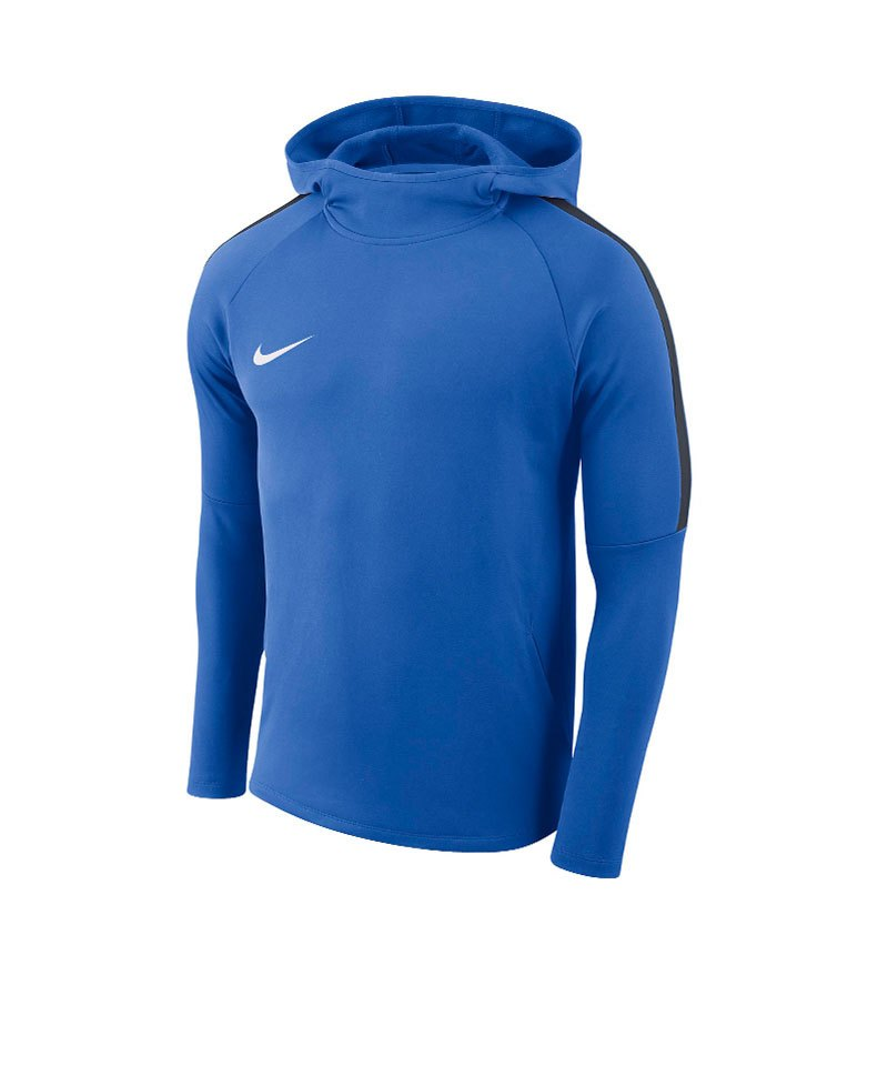 Nike Academy 18 Kapuzensweatshirt Kids F463 - blau