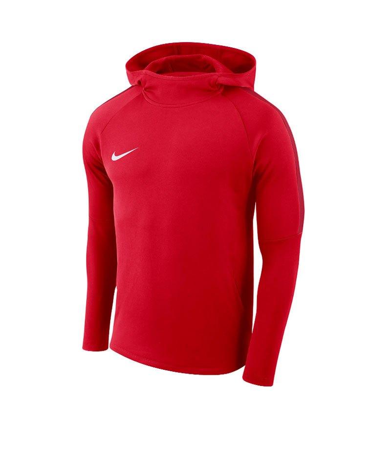 Nike Academy 18 Kapuzensweatshirt Kids F657 - rot