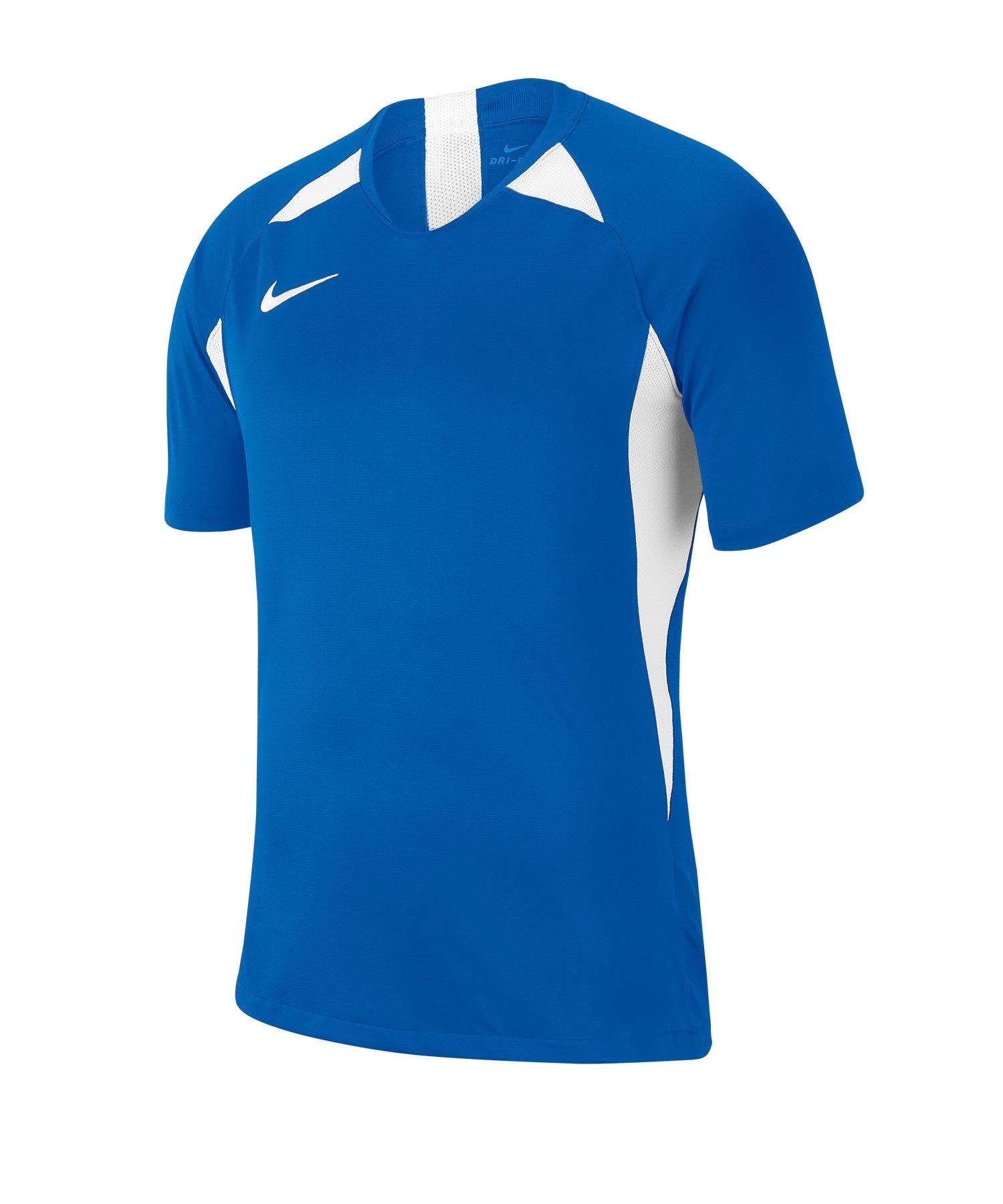 Nike Legend Trikot kurzarm Blau F463 - blau