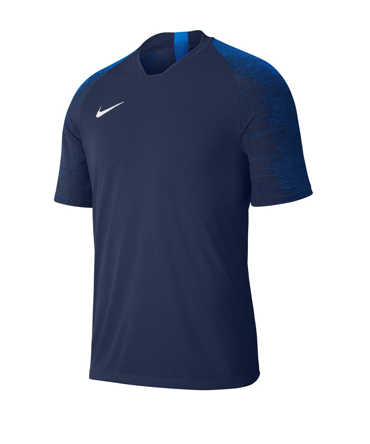 Nike Strike Trikot kurzarm Blau F410 - blau