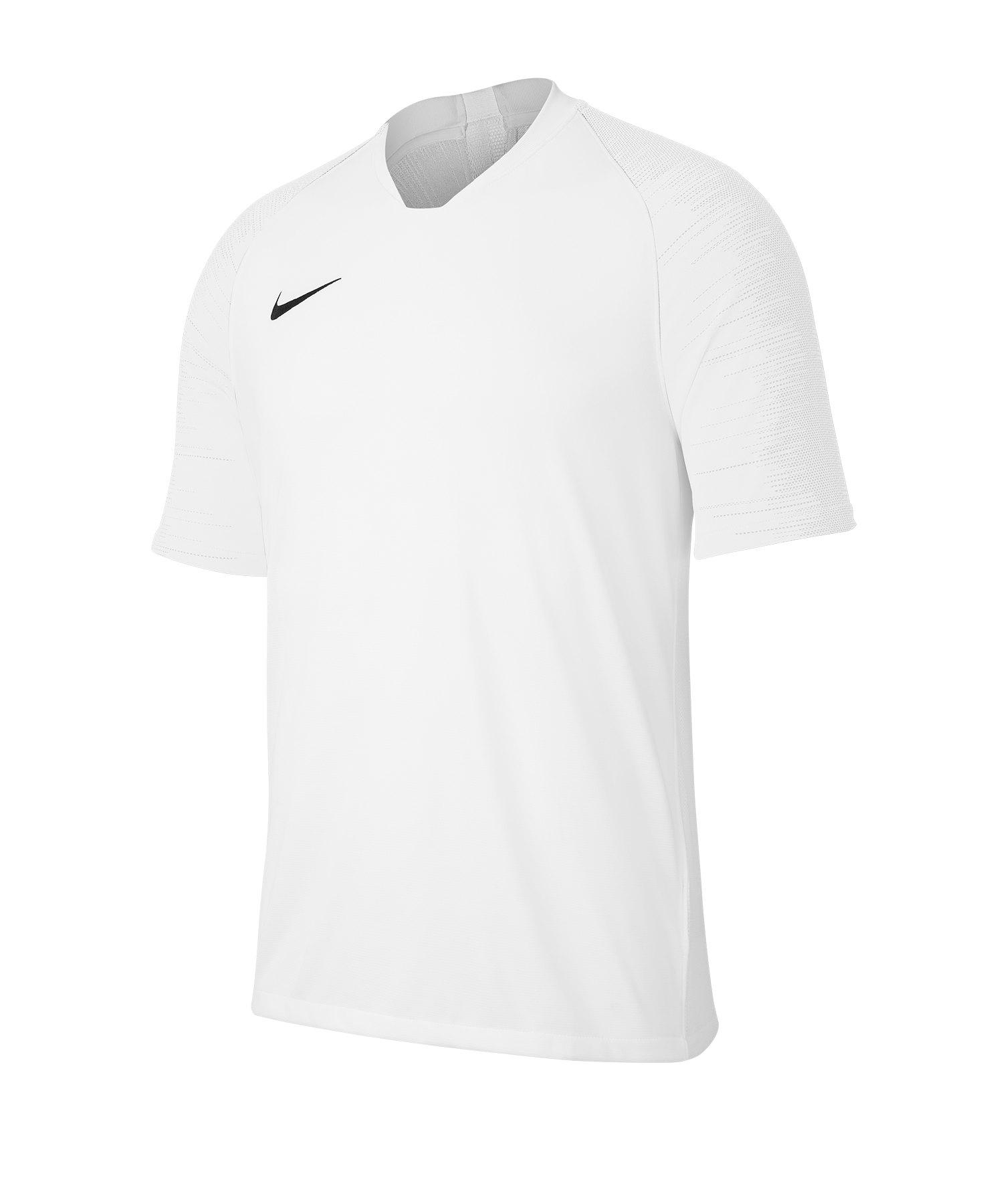 Nike Strike Trikot kurzarm Weiss F101 - Weiss