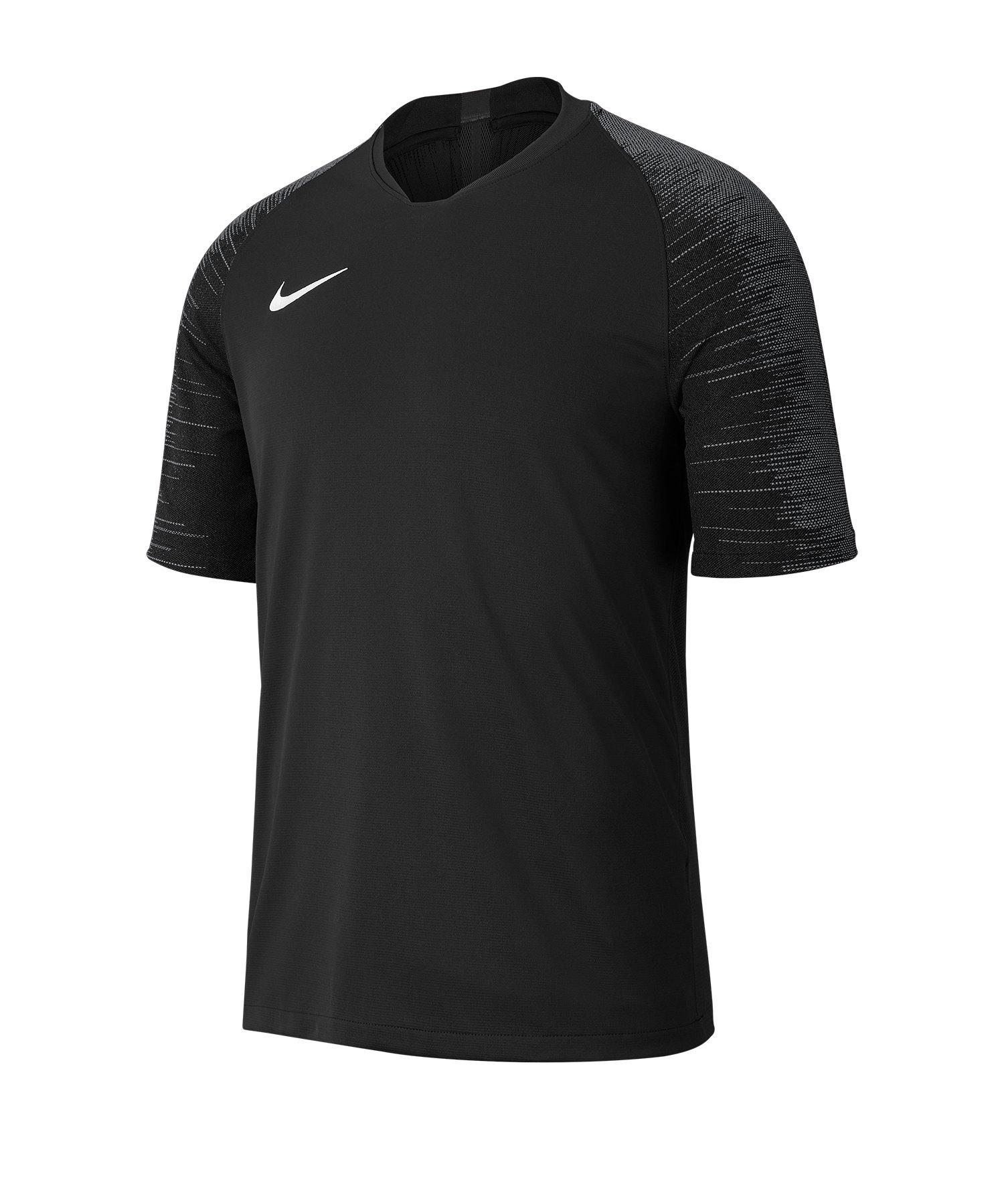 Nike Strike Trikot Schwarz F010 - schwarz