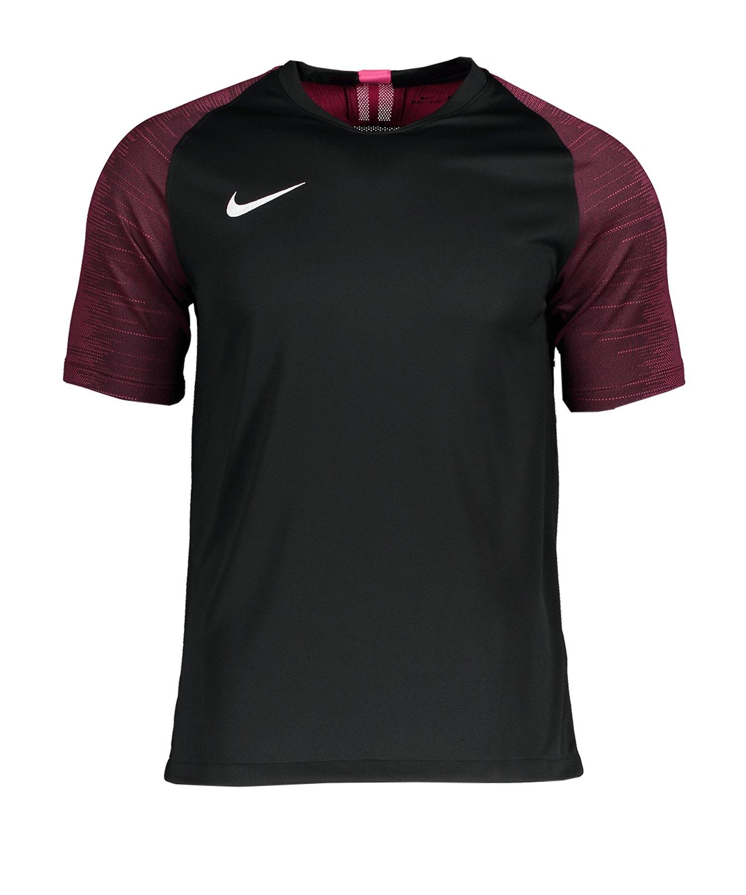 Nike Strike Trikot Schwarz Pink F011 - schwarz