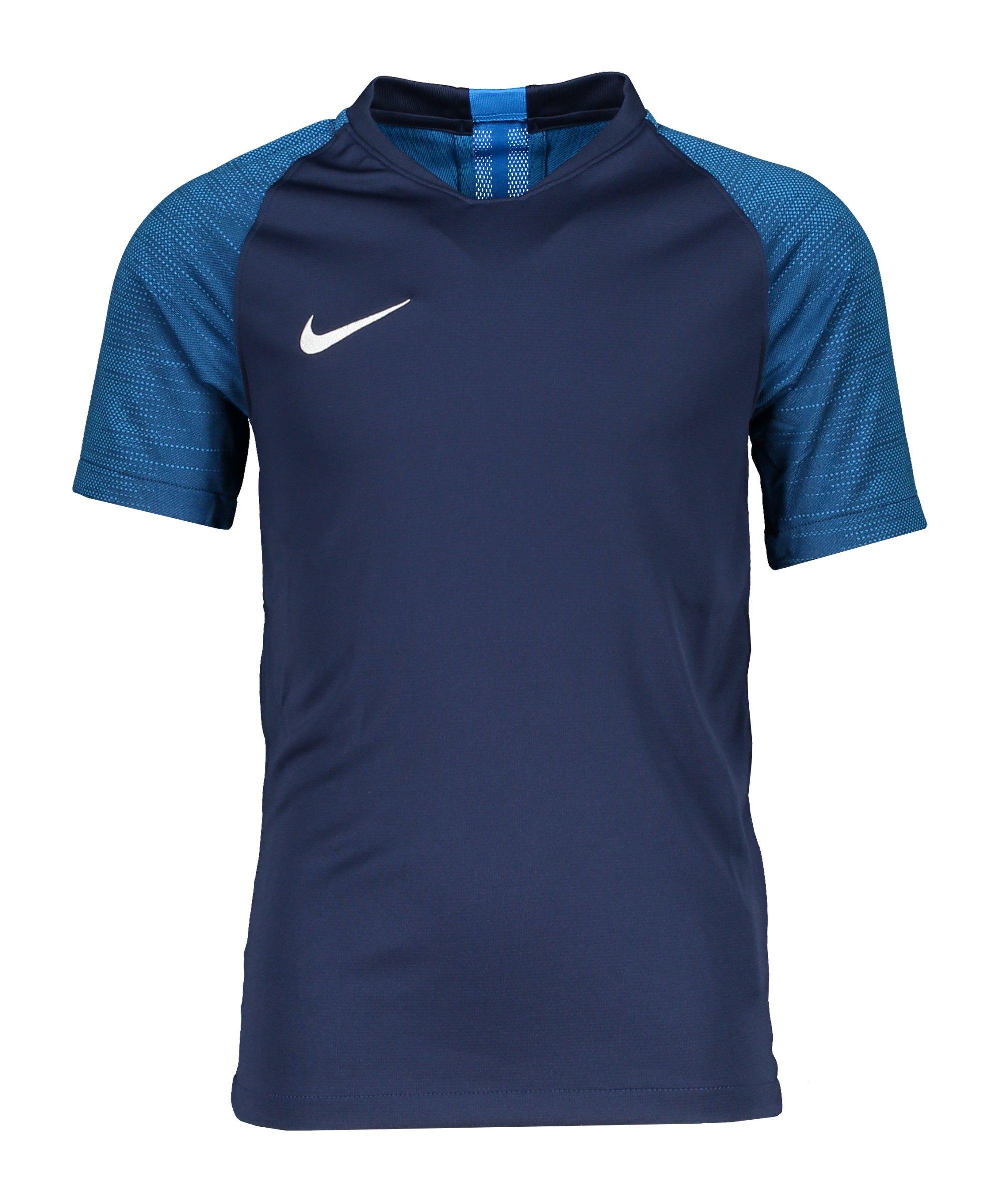 Nike Strike Trikot kurzarm Kids Blau F410 - blau