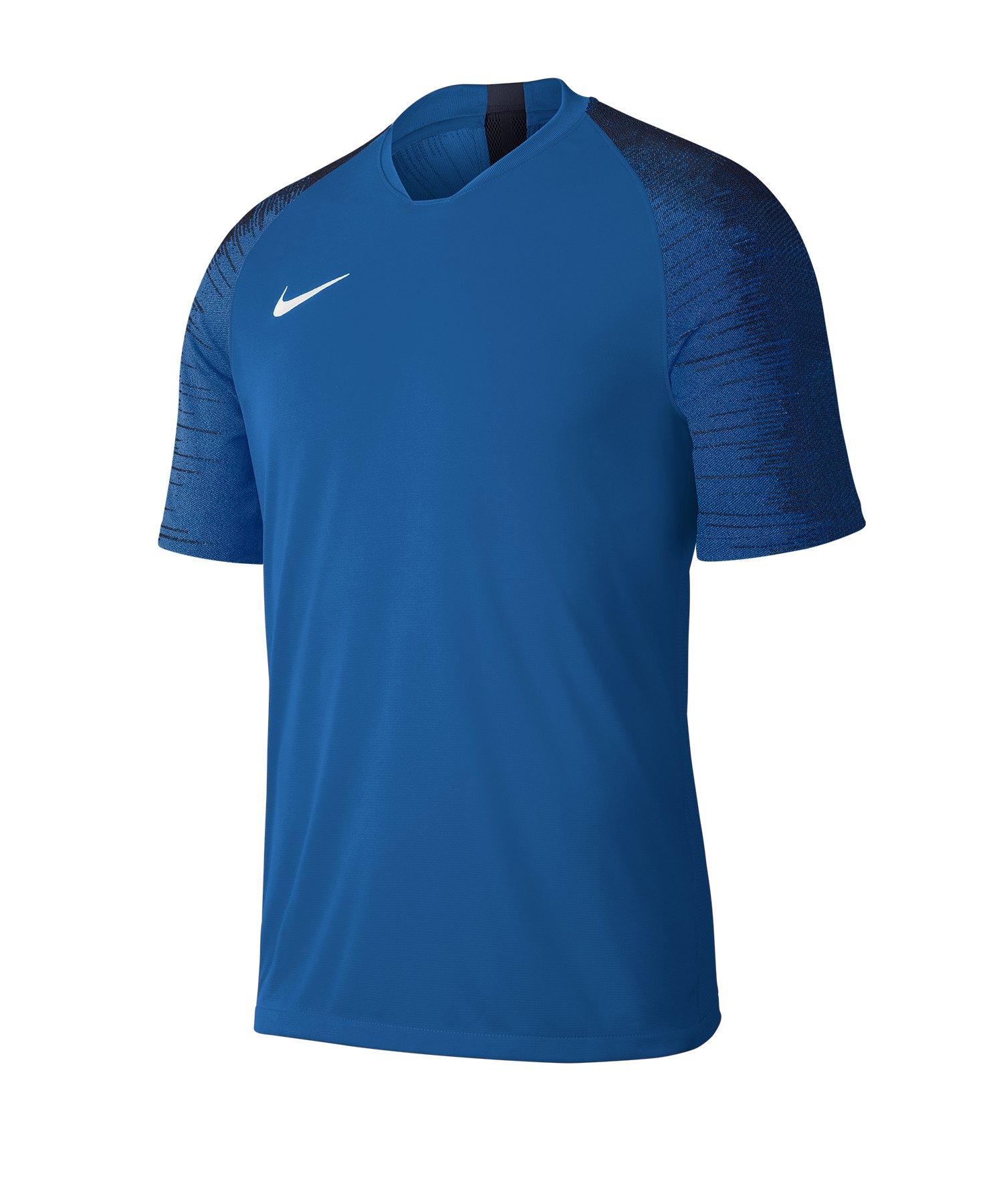 Nike Strike Trikot kurzarm Kids Blau F463 - blau