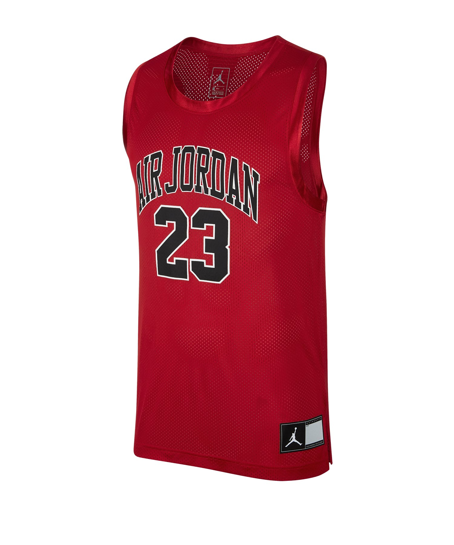 Nike DNA Distorted Jersey Tanktop Rot F687 - Rot