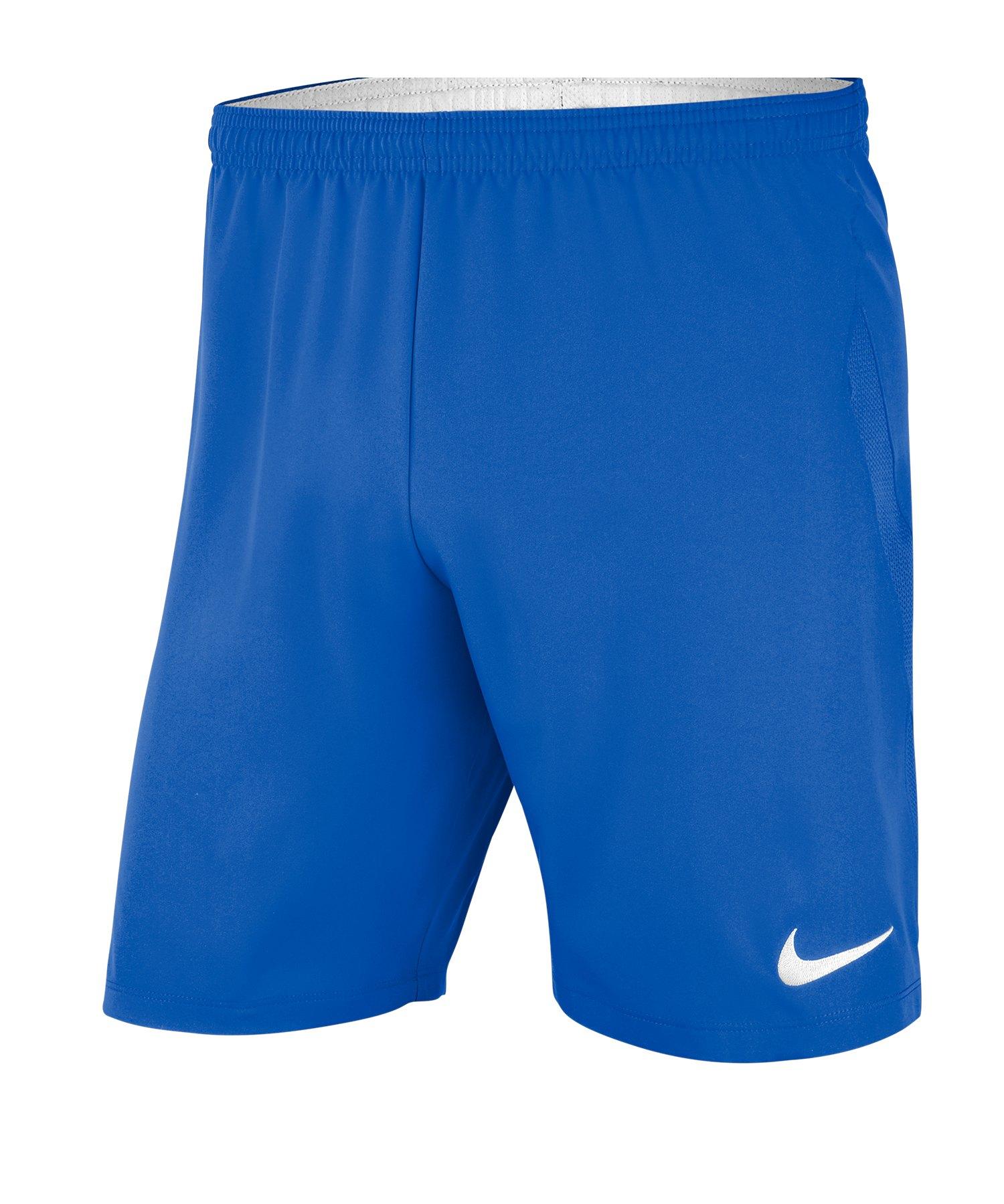 Nike Laser IV Woven Short Blau F463 - blau