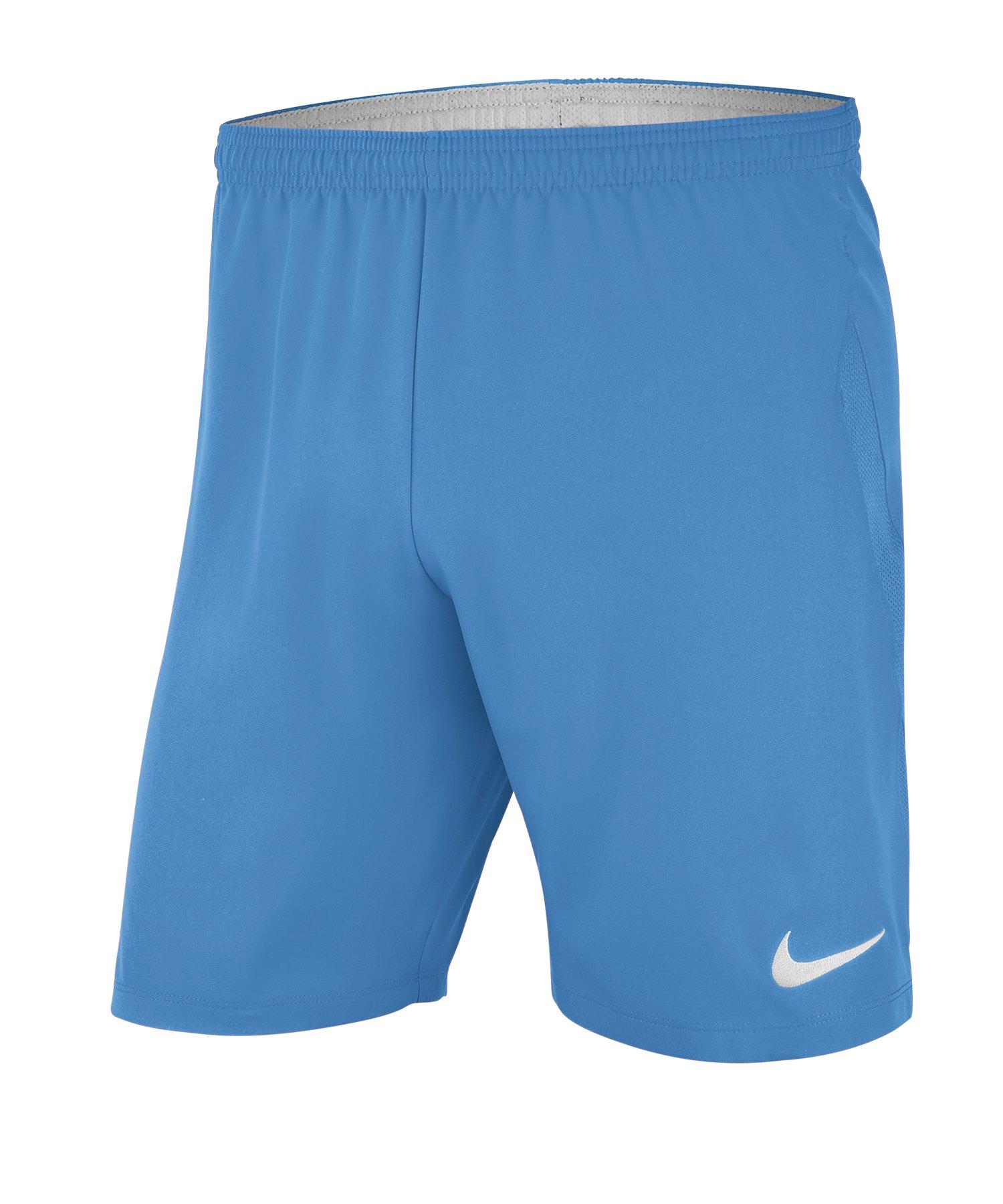 Nike Laser IV Dri-FIT Short Kids Blau F412 - blau