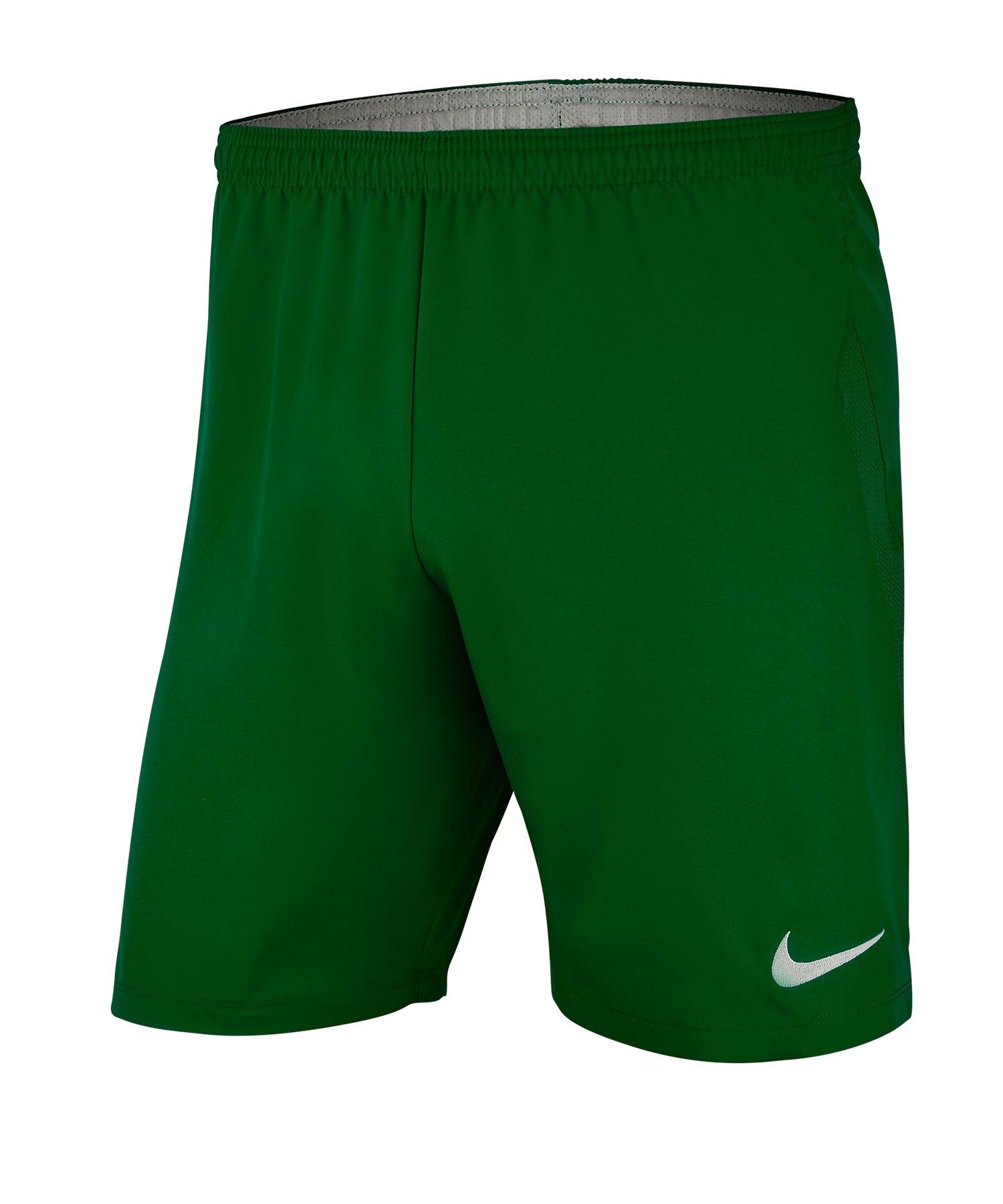 Nike Laser IV Dri-FIT Short Kids Grün F302 - gruen