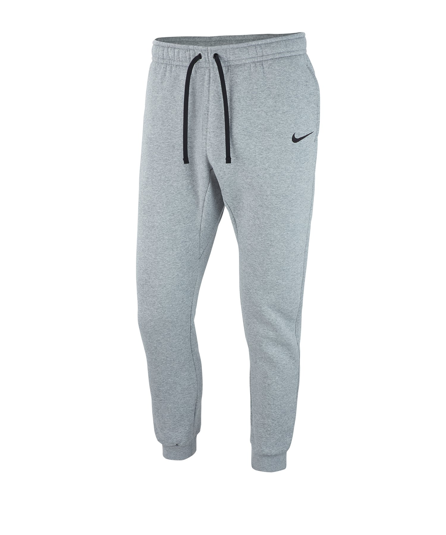 Nike Team Club 19 Fleece Jogginghose Grau F063 - grau
