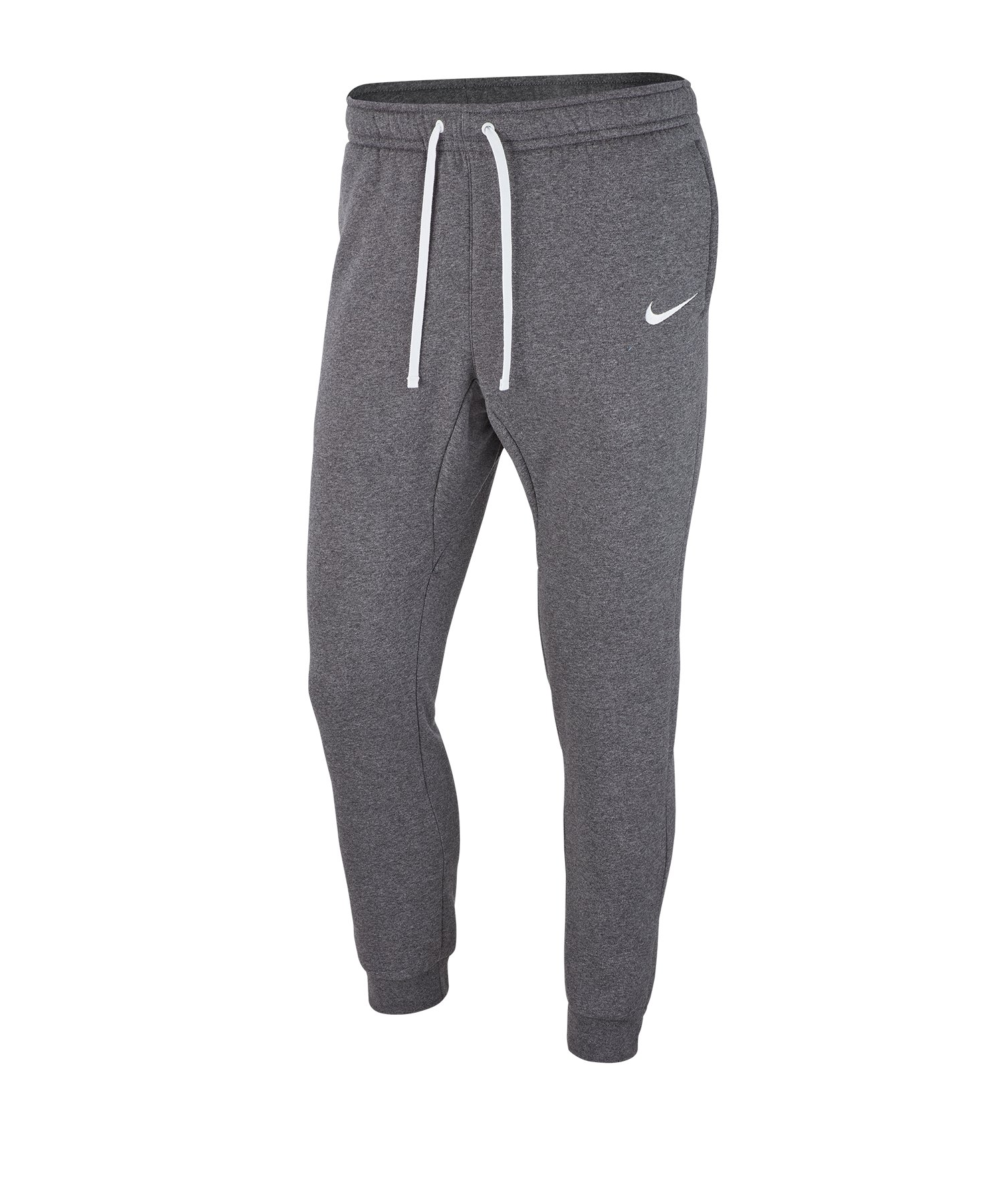 Nike Team Club 19 Fleece Jogginghose Grau F071 - grau
