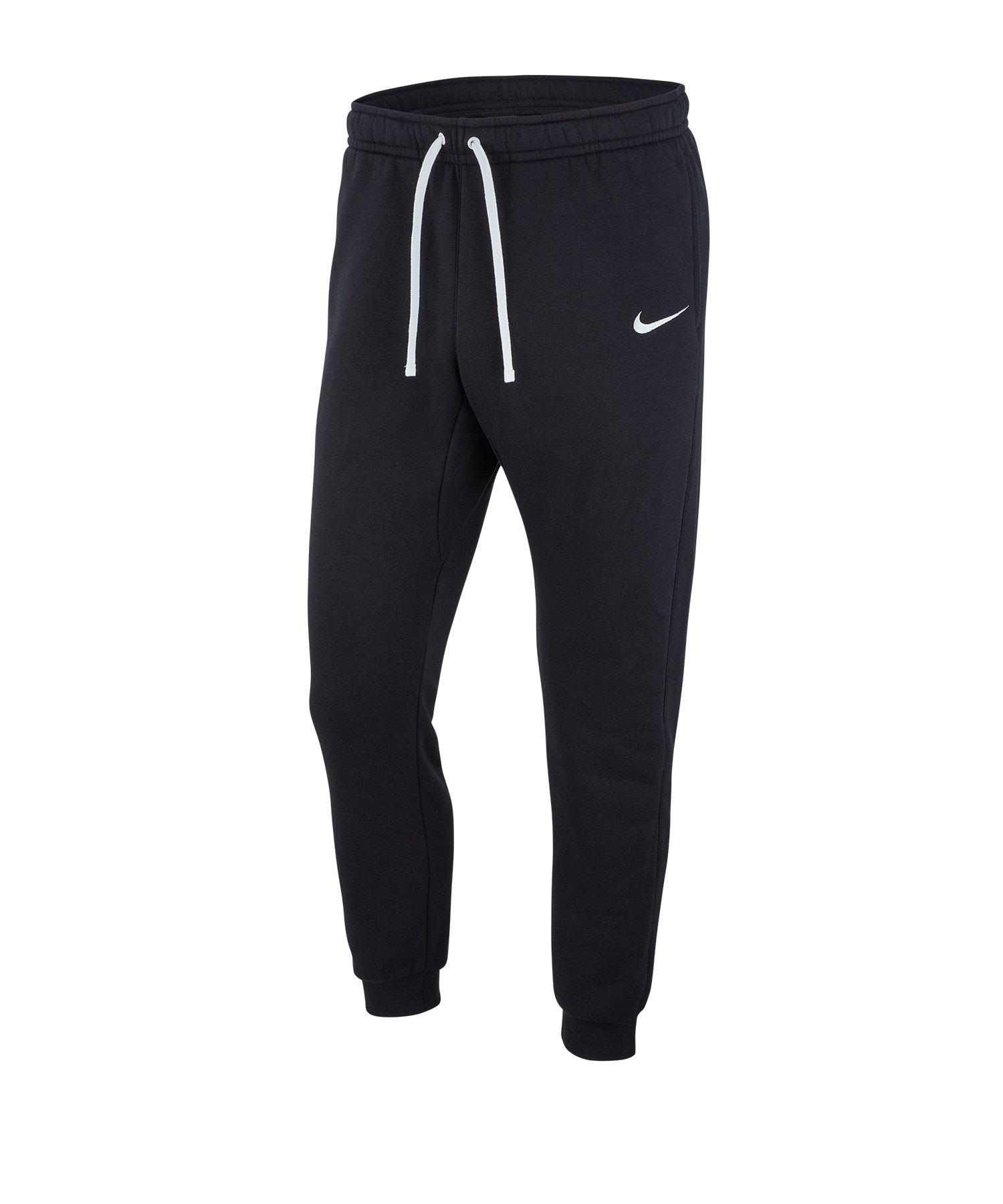 Nike Team Club 19 Fleece Jogginghose Kids F010 - schwarz