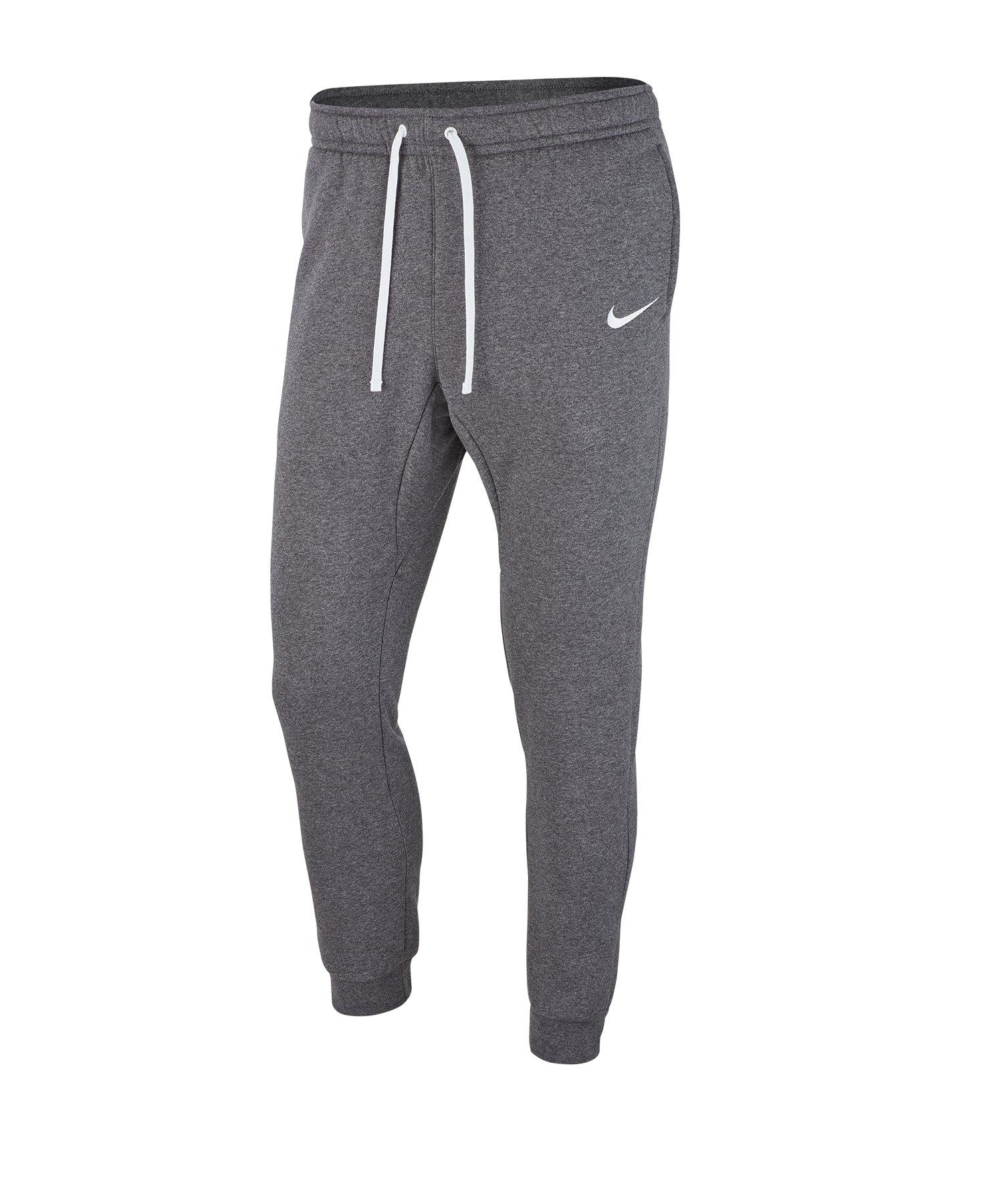 Nike Team Club 19 Fleece Jogginghose Kids F071 - grau
