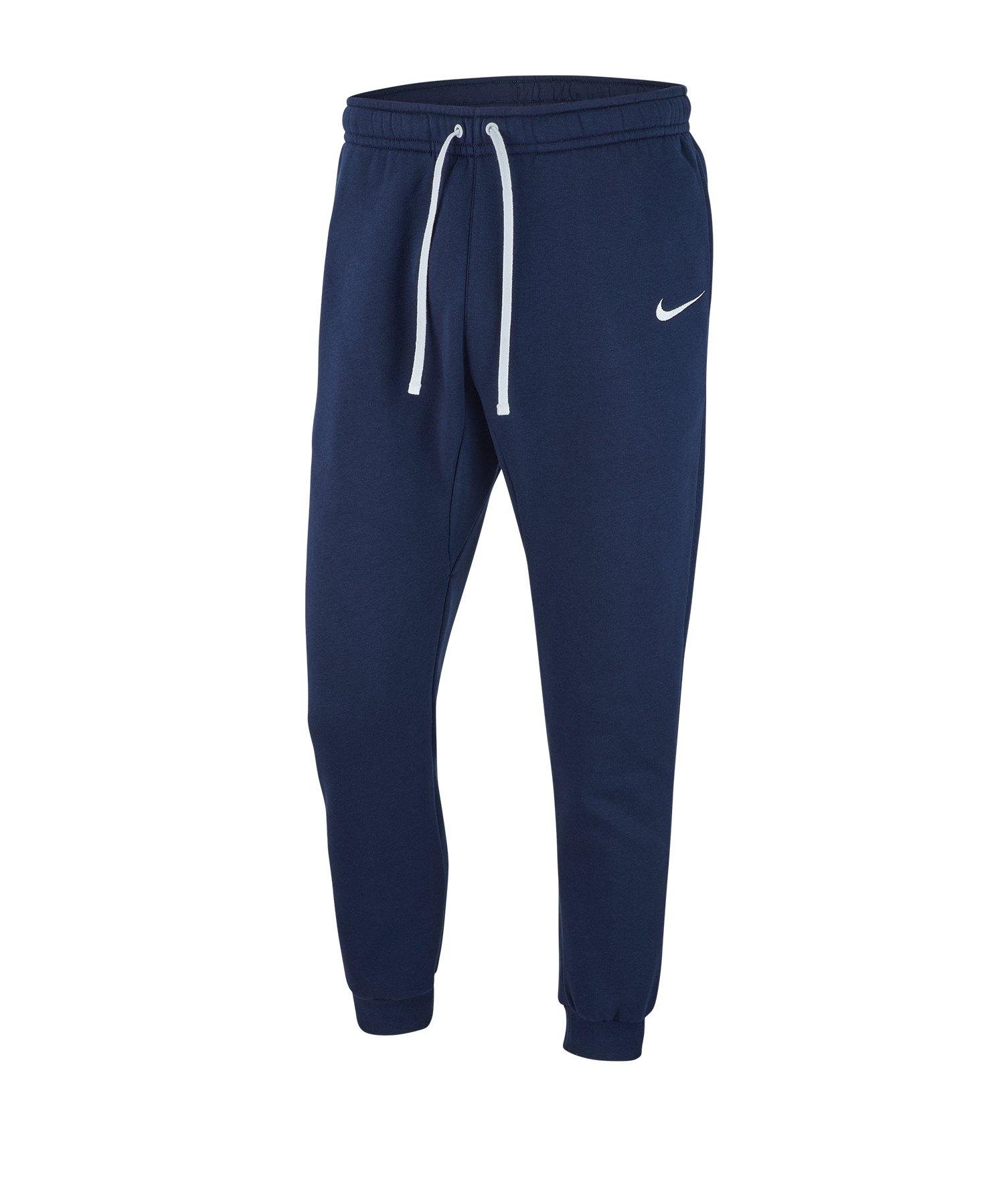 Nike Team Club 19 Fleece Jogginghose Kids F451 - blau