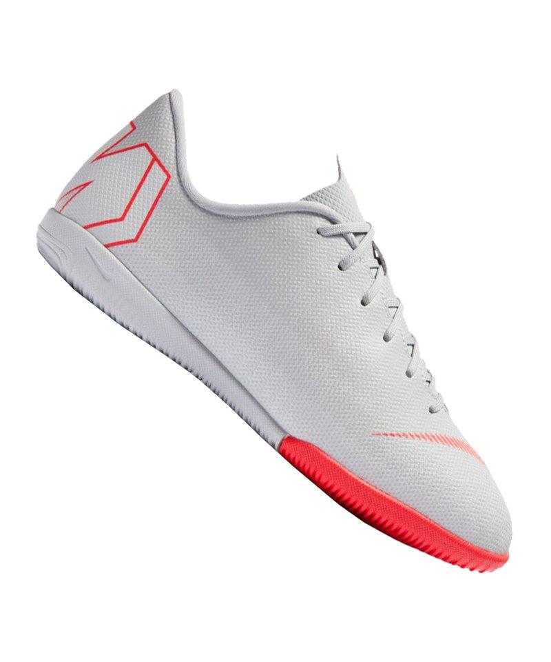 Nike Mercurial VaporX XII Academy IC GS Kids F060 - rot