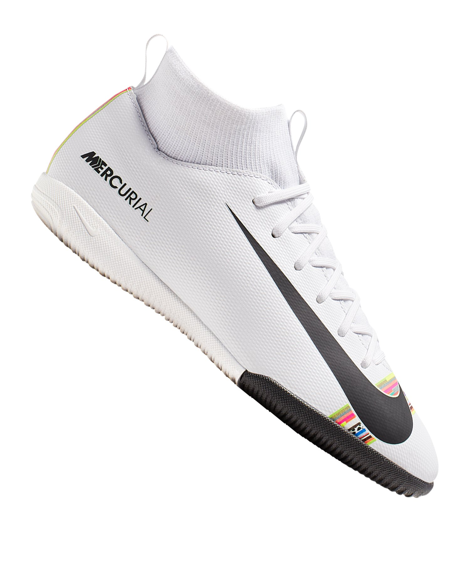 Nike Mercurial Superfly VI Academy IC GS Kids F109 - Weiss