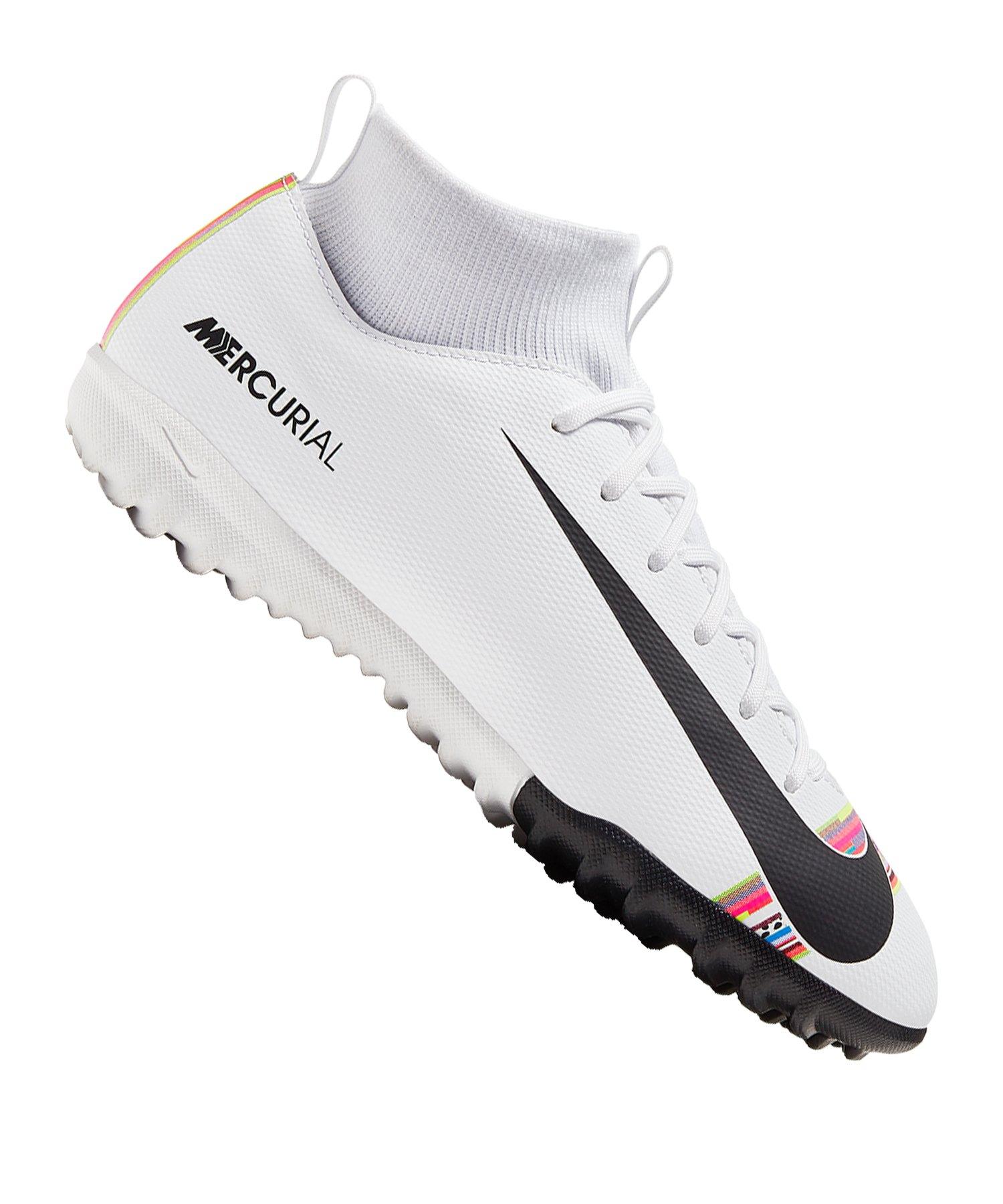 Nike Mercurial Superfly VI Academy TF GS Kids F109 - Weiss