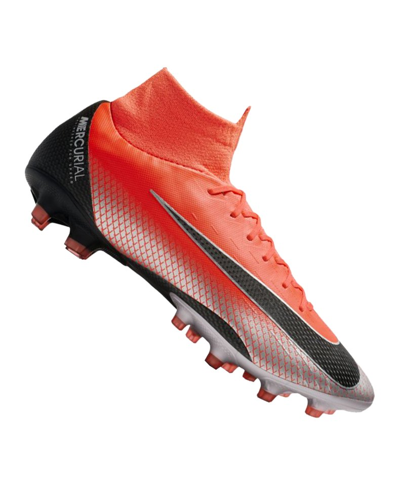 Nike Mercurial Superfly VI Pro CR7 AG-Pro F600 - rot
